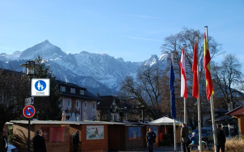 Voyage à IHF Garmisch Partenkirchen 2015