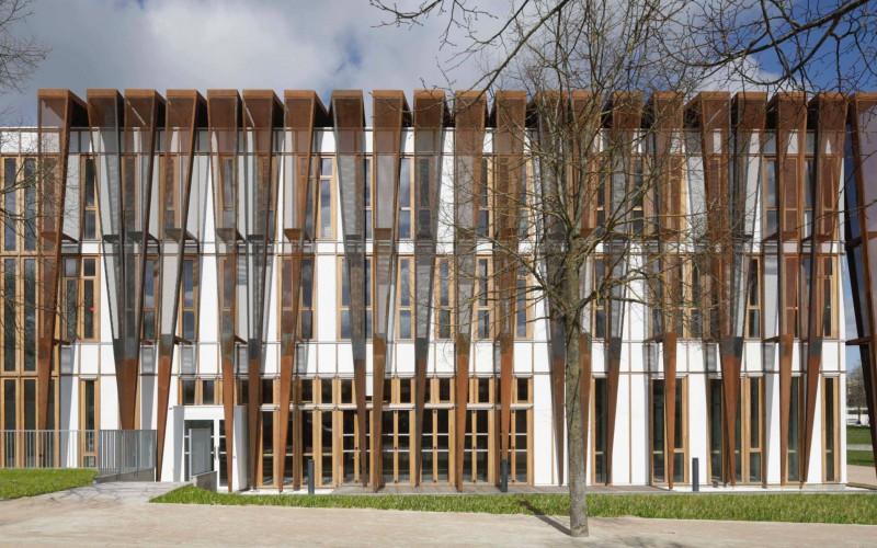 A3 – Maison de l'étudiant, Université Versailles Saint Quentin à Guyancourt (78)