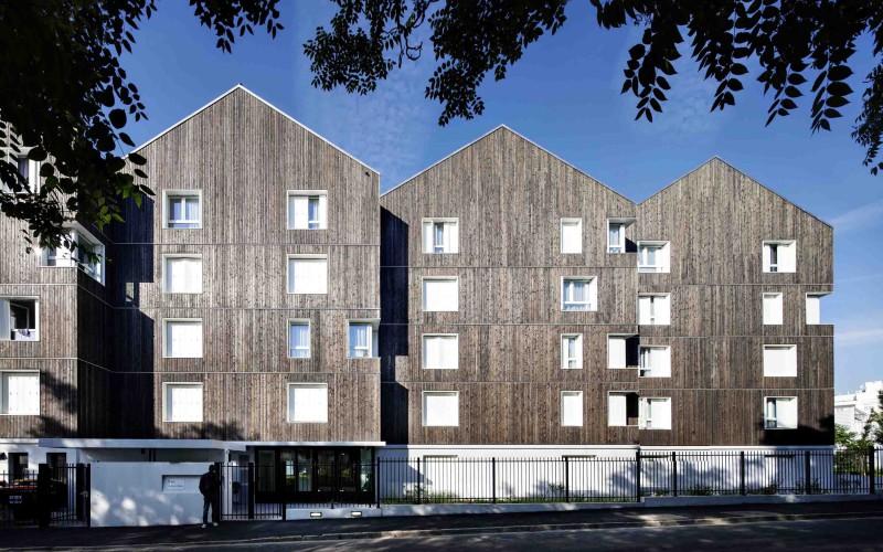 A4 – Construction de 108 logements sociaux à Garges-les-Gonesse