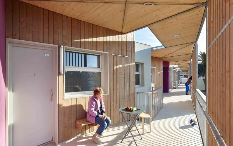 A4 – Résidence intergénérationnelle à Canohès de l'OPH Perpignan
