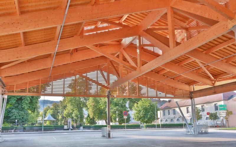 A3 – Halle de Pontarlier