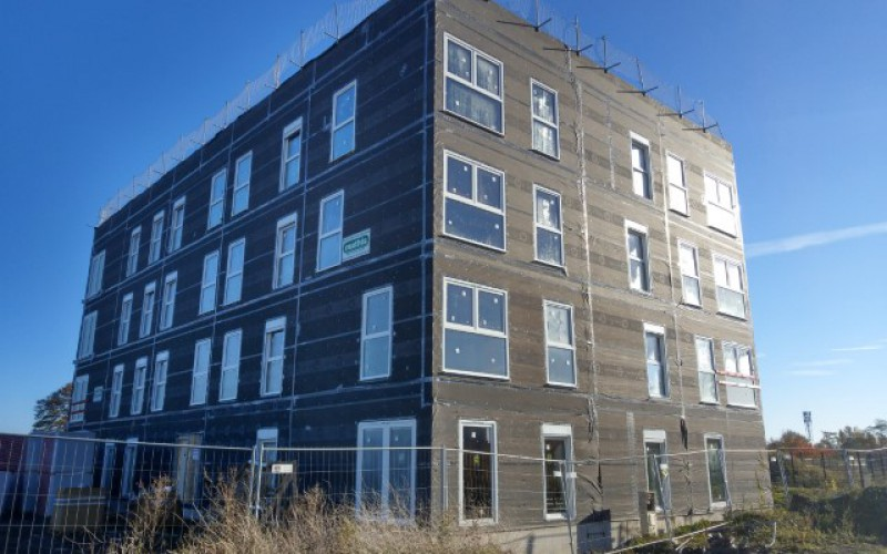 Ecoquartier Ilot B5, Méricourt