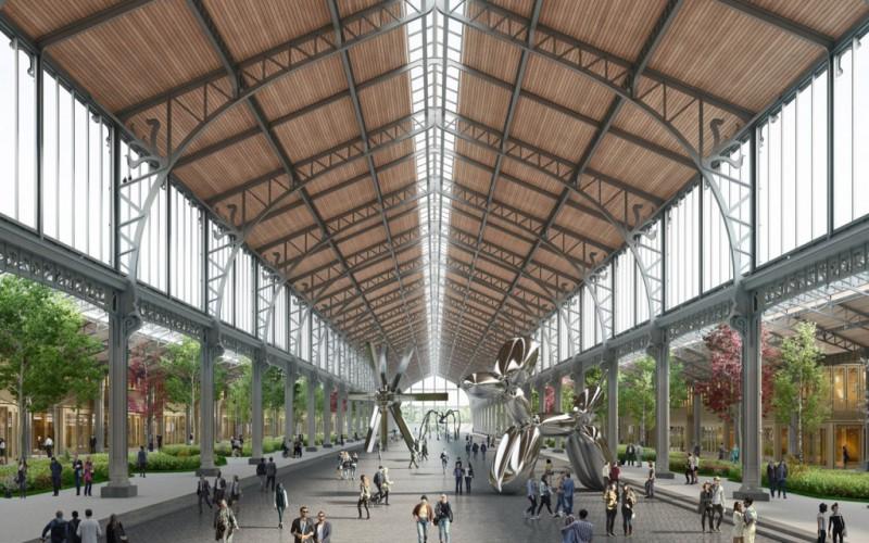 A2 – Gare Maritime de Bruxelles