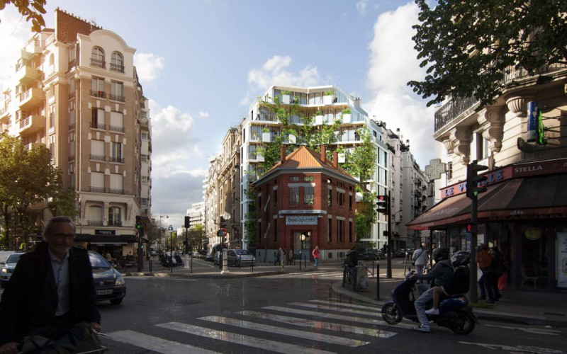 A2 – R+8 Bains Douches & Co.