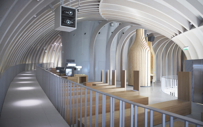 La Cité du Vin, BORDEAUX (FR)