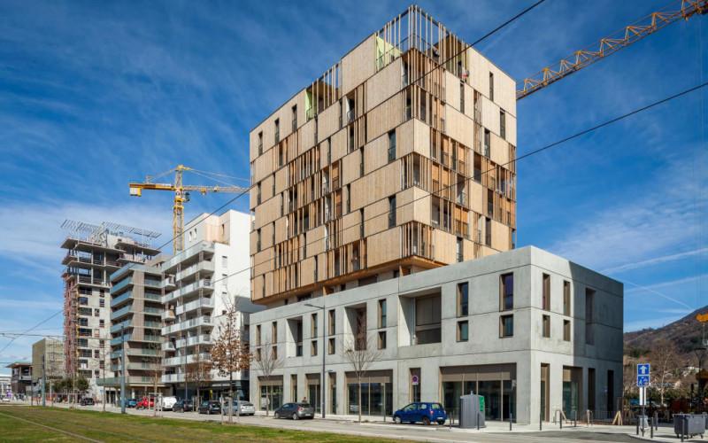 B5 – Immeuble Le Soleil à Grenoble
