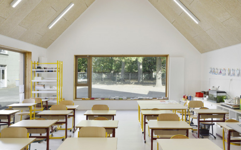 Nominee 4: Kindergarten LA RUCHE, PERTHES-EN-GATINAIS (FR)