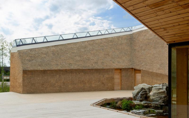 Takern Museum, Lake Takern ( SE)