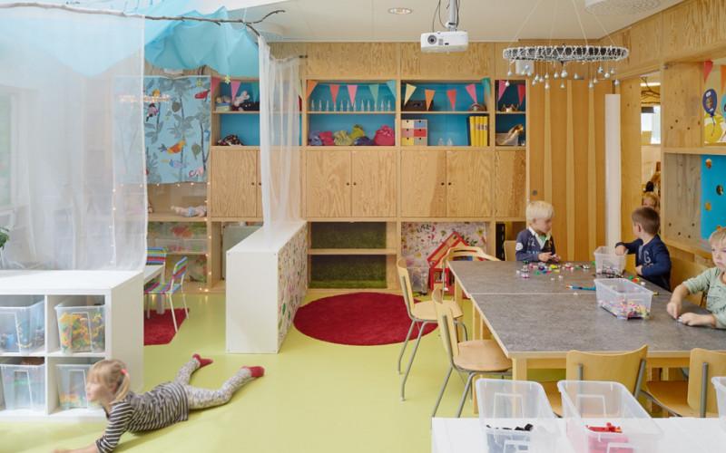 raa day care center, Kustgatan (SE)