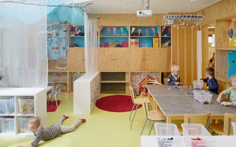 raa day care center, Kustgatan (SE)