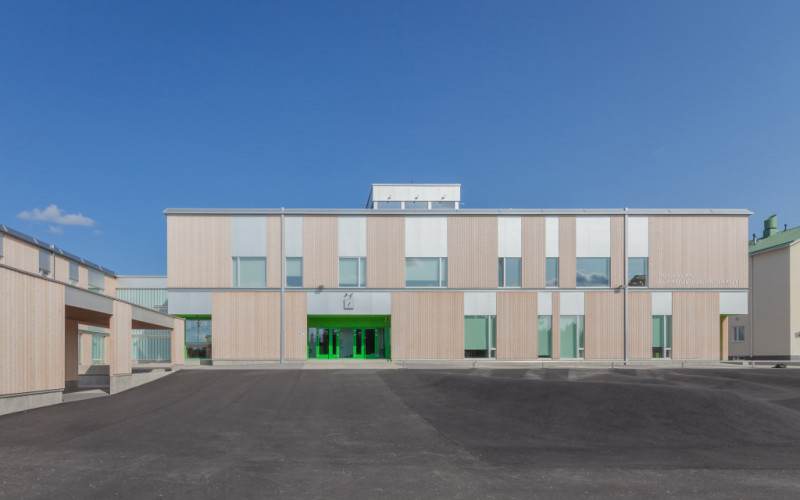 Nominee 3: TUUPALA ELEMENTARY AND PRESCHOOL, KUHMO (FI)