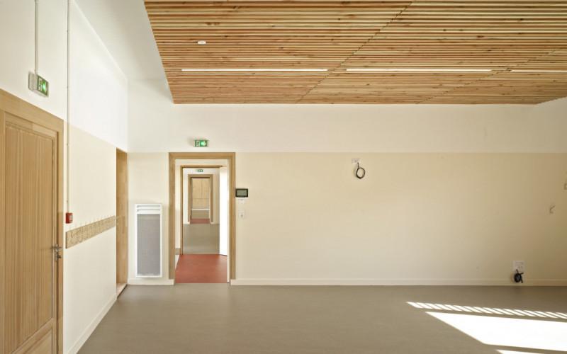 A4 – Ecole primaire de Bourgueil