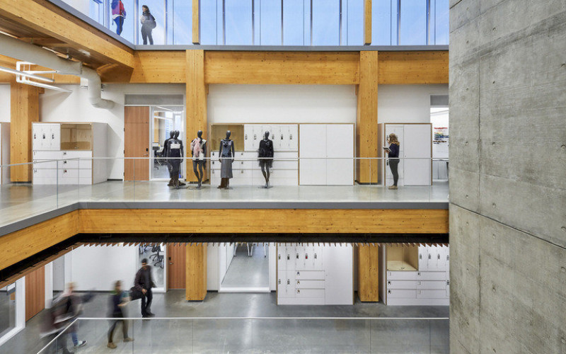 Nominee 8: WILSON SCHOOL OF DESIGN, RICHMOND (CA)