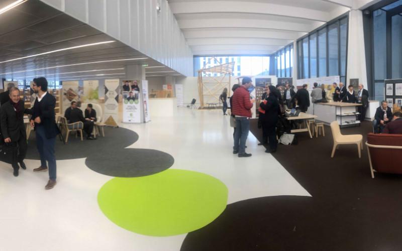 Espace exposition – Centre Prouvé Nancy