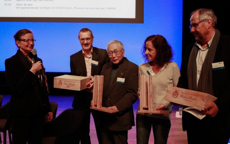 Plénières Hommages et Prix – Nancy – Jeudi 4 avril 2019