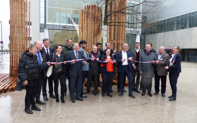 Inauguration des Totems Nancy – Jeudi 4 avril 2019