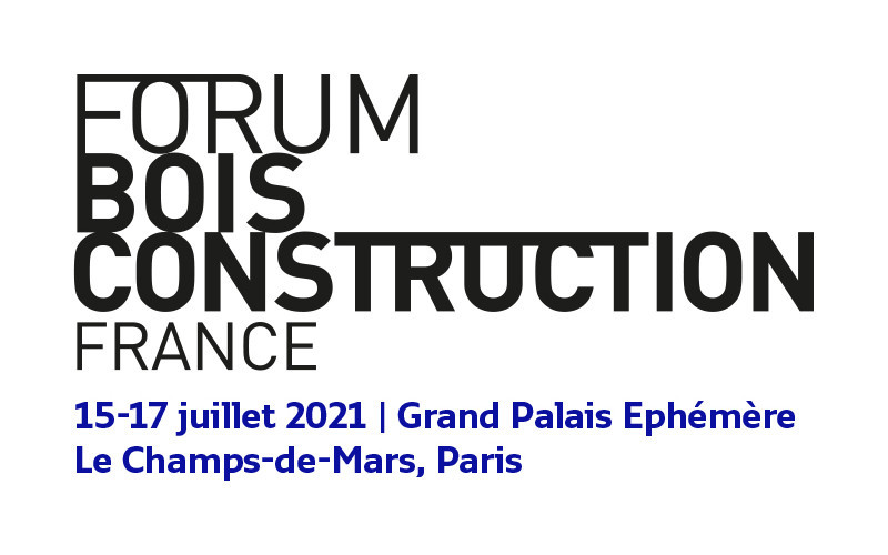 10e Forum International Bois Construction | Paris, Grand Palais Ephémère, Le Champs-de-Mars