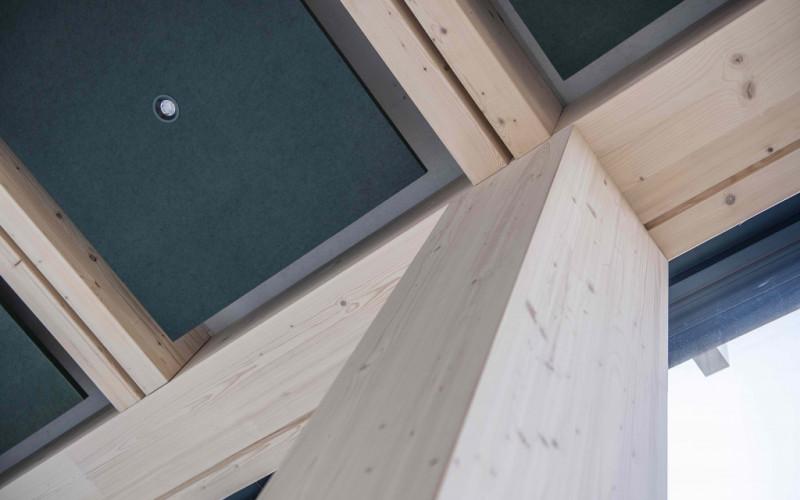 A2 – Arbo : tour en bois de 60m