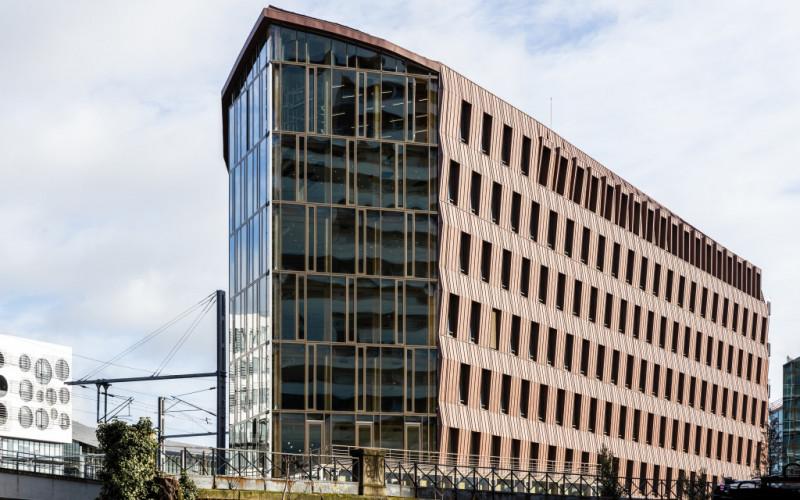A3 – Siège URSSAF : immeuble 007